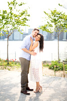 Jessica & Danny // Long Island  City Engagement Session